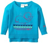 Roxy Girls' I Heart Whales Knit Sweater (6mos24mos) - 8132834