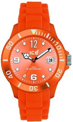 Ice Watch Ice-Watch - ICE forever Orange - Boy's wristwatch with silicon strap - 000128 (Small)