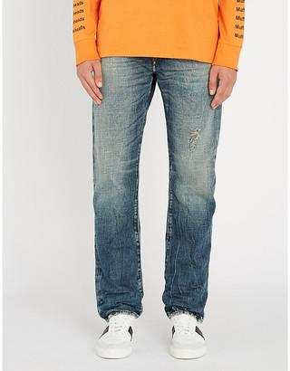 Diesel Buster regular-fit tapered jeans
