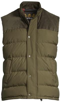 Barbour Regular-Fit Tartan Wisbech Gilet Vest