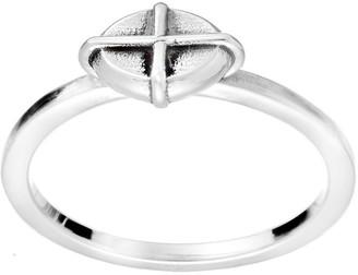 Hagit Sterling East/West Cross Ring
