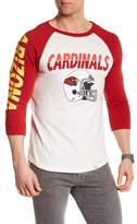 Junk Food Clothing Arizona Cardinals Raglan Tee