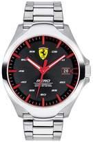 Scuderia Ferrari Ferrari Scuderia Aero Men's Stainless Steel Bracelet Watch