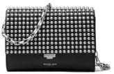 Michael Kors Small Studded Leather Clutch
