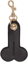 J.W.Anderson Black and White Penis Keychain