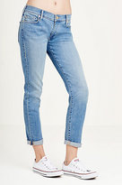 True Religion Liv Relaxed Skinny (D)Hydrate Womens Jean