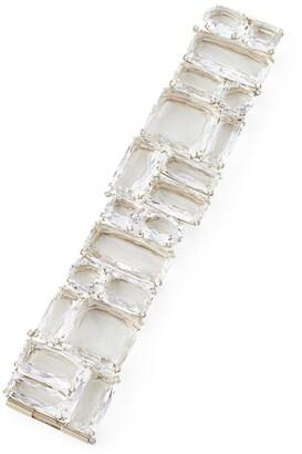 H.Stern Noble Gold And Diamond Cobblestone Bracelet