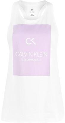 Calvin Klein Billboard Tank Top