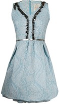 The Extreme Collection Blue Dress Lia