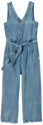 Lola Jeans Women's Denim Jumpsuit