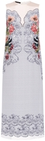 Mother of Pearl Cady Printed Long shift Dress