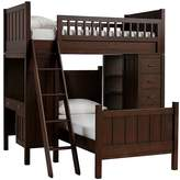 Pottery Barn Kids Twin Bunk System & Twin Bed Set