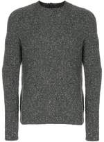 Paolo Pecora bouclé knit jumper