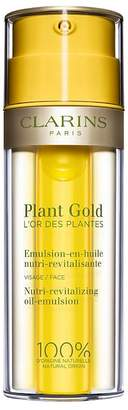 Clarins Plant Gold Nutri-Revitalizing Oil-Emulsion 1 oz.