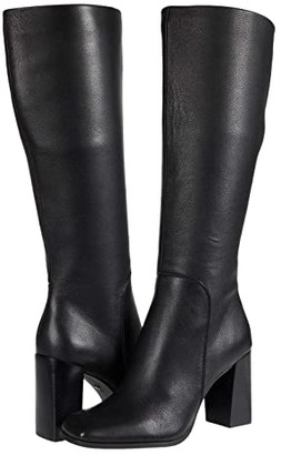 Kenneth Cole New York Jaxon Boot (Black Leather) Women's Boots