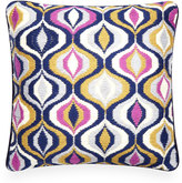 Jonathan Adler Waves Bargello Pillow