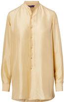 Ralph Lauren Aiden Silk Tunic