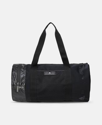 Stella McCartney Black Small Round Duffel Bag, Women's