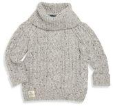Ralph Lauren Toddler's Wool Blend Turtleneck Sweater