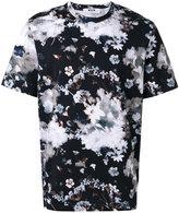 MSGM winter flowers print T-shirt