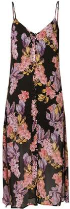 We Are Kindred Stevie floral-print slip dress