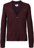 Maison Margiela knitted cardigan - men - Wool - M