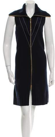 Derek Lam Wool Knee-Length Dress w/ Tags