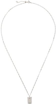 Maria Black Eliza Sterling Silver Necklace