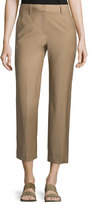 Theory Lavzin Continuous Wool-Blend Pants