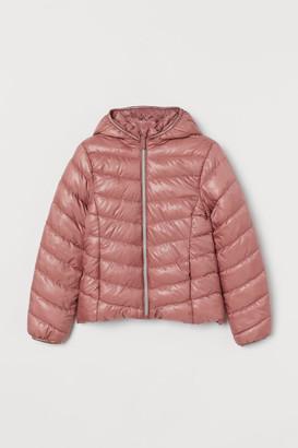 H&M Padded Lightweight Jacket - Pink