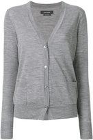 Isabel Marant V-neck cardigan - women - Merino - 38