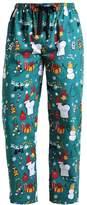 Lousy Livin Underwear Merry Merry Pyjama Bottoms Forrest Green
