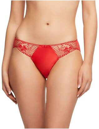 Dita Von Teese Julies Roses Bikini Brief D22019