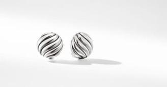David Yurman Cable Stud Earrings