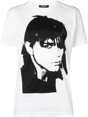 Calvin Klein x Andy Warhol graphic print T-shirt