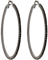 Roberta Chiarella Big Hoop Earrings