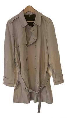 Christian Dior Ecru Cotton Coats