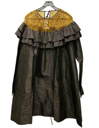 Isa Arfen Black Dress for Women