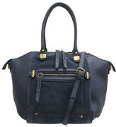 Chinese Laundry Erica Satchel With Cross-Body Strap