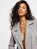 Free People Easy Street Metal Necklace