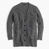 J.Crew Stretch bouclé cardigan sweater