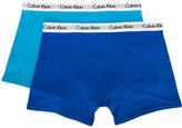 Calvin Klein Kids boxer briefs set