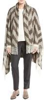Eileen Fisher Women's Steppe Cashmere Wrap
