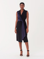 Diane von Furstenberg Shelly Crepe Wrap Dress