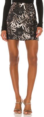 Camila Coelho Lea Mini Skirt