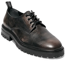 AllSaints Men's Tor Lace Up Oxford Dress Shoes