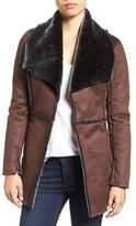 KUT from the Kloth Women's 'Abigail' Faux Shearling Coat