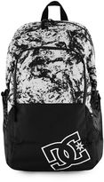 Dc Black And White Paint Stroke Backpack