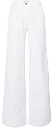 Vanessa Bruno Jay High-rise Wide-leg Jeans