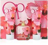 Ocean Pacific Beach Paradise 3 Piece Eau De Parfum Gift Set for Her